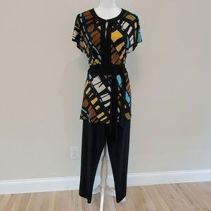 Perceptions New York womens suit. Size 14